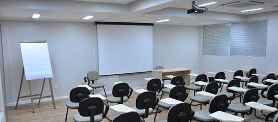 Salas de treinamento